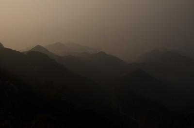 Montagnes chinoises