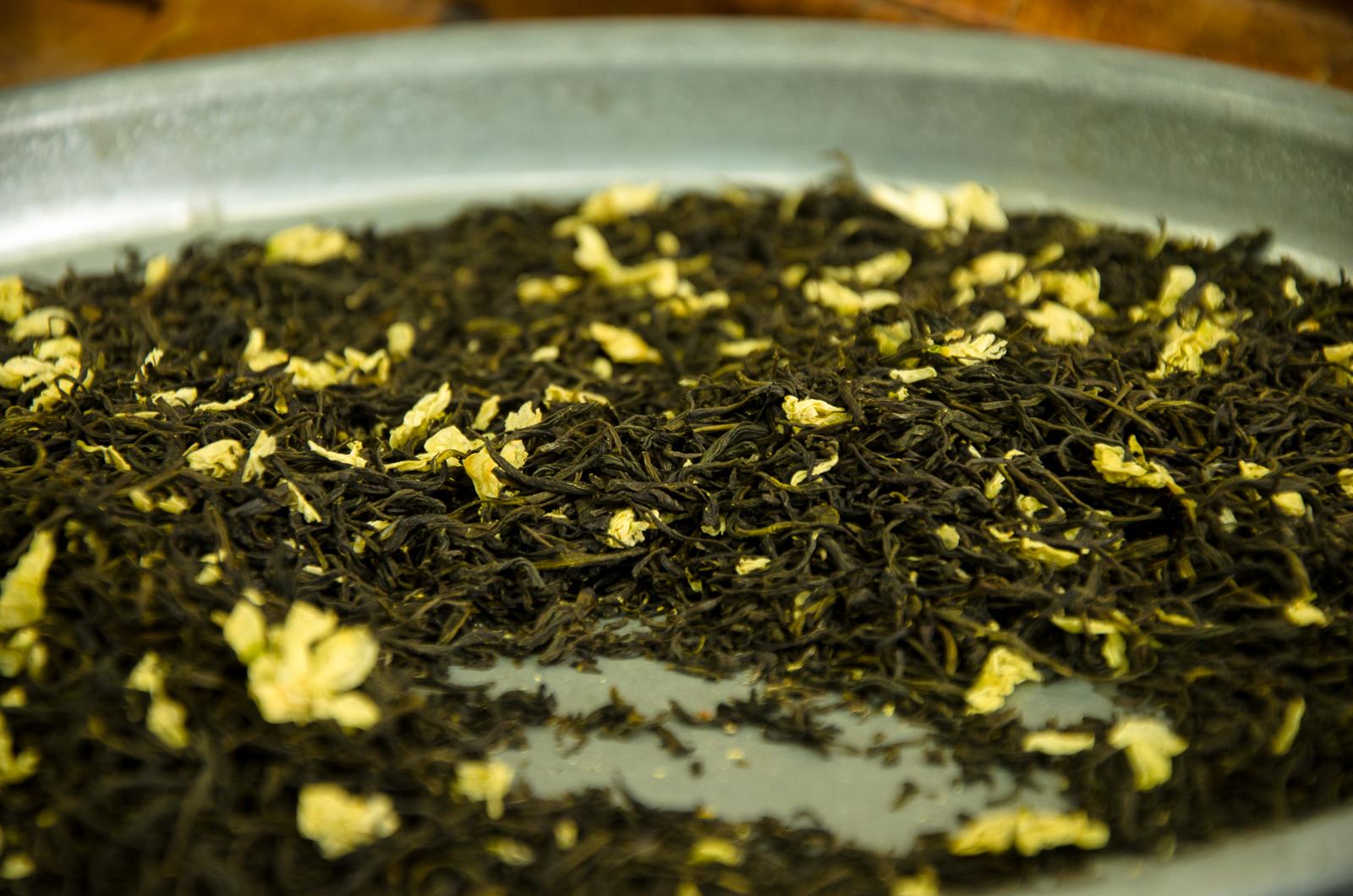 Le Thé en Chine