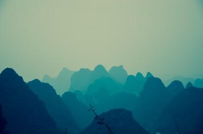 Montagnes karstiques